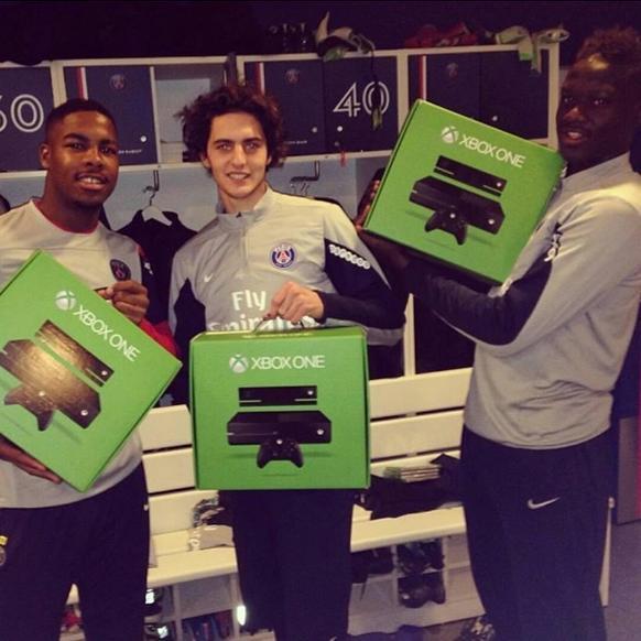 PSG : Ibrahimovic offre un cadeau à chacun de ses coéquipiers