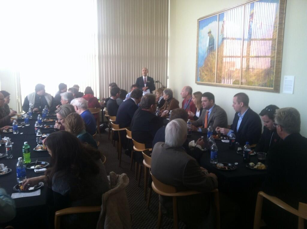 NMEA UNL Alumni Luncheon