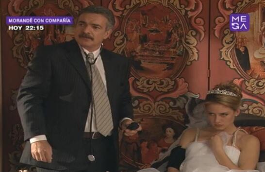 Mega Twitterren Romina Suspende Su Boda Con Emiliano Mientras Paloma Conoce A Su Mecenas Ennombredelamor Http T Co Bhozhzvh6r