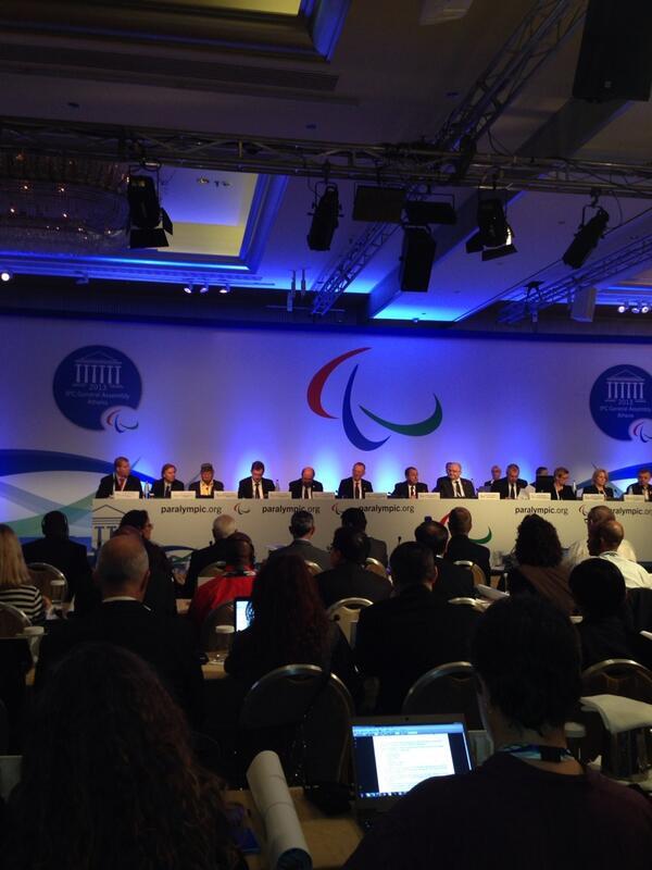 De IPC assembly is geopend. We gaan twee lange dagen van vergaderen tegemoet! http://t.co/Qm5qOpRbLx