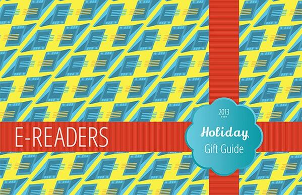 Engadget's 2013 Holiday Gift Guide: E-readers http://t.co/H8gcpFcIFu http://t.co/o3d6JKQF3K