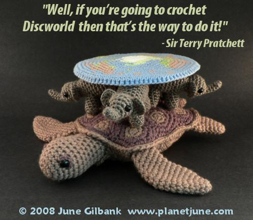 Terry Pratchett has been, and is, an inspiration to me. My tribute to the man and his work: http://t.co/VuP4P7QOEx http://t.co/m46101l18s