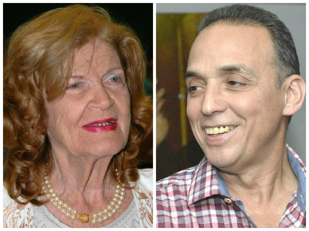 Emotivo encuentro de Héroe y poetisa cubanos