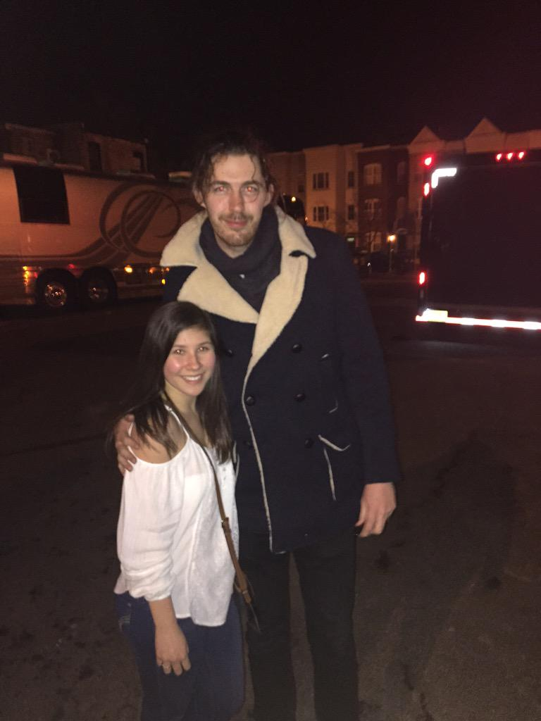Is andrew hozier-byrne dating anyone