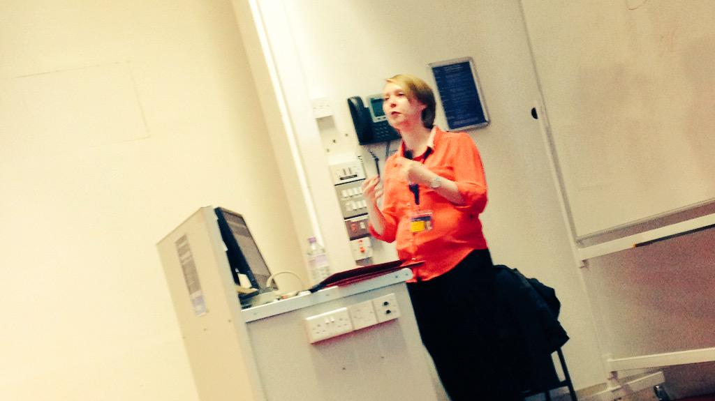 I'm learning so much from Kirstin Bannon about internships #desent15 brilliant advice! http://t.co/YZVvEsc8RC