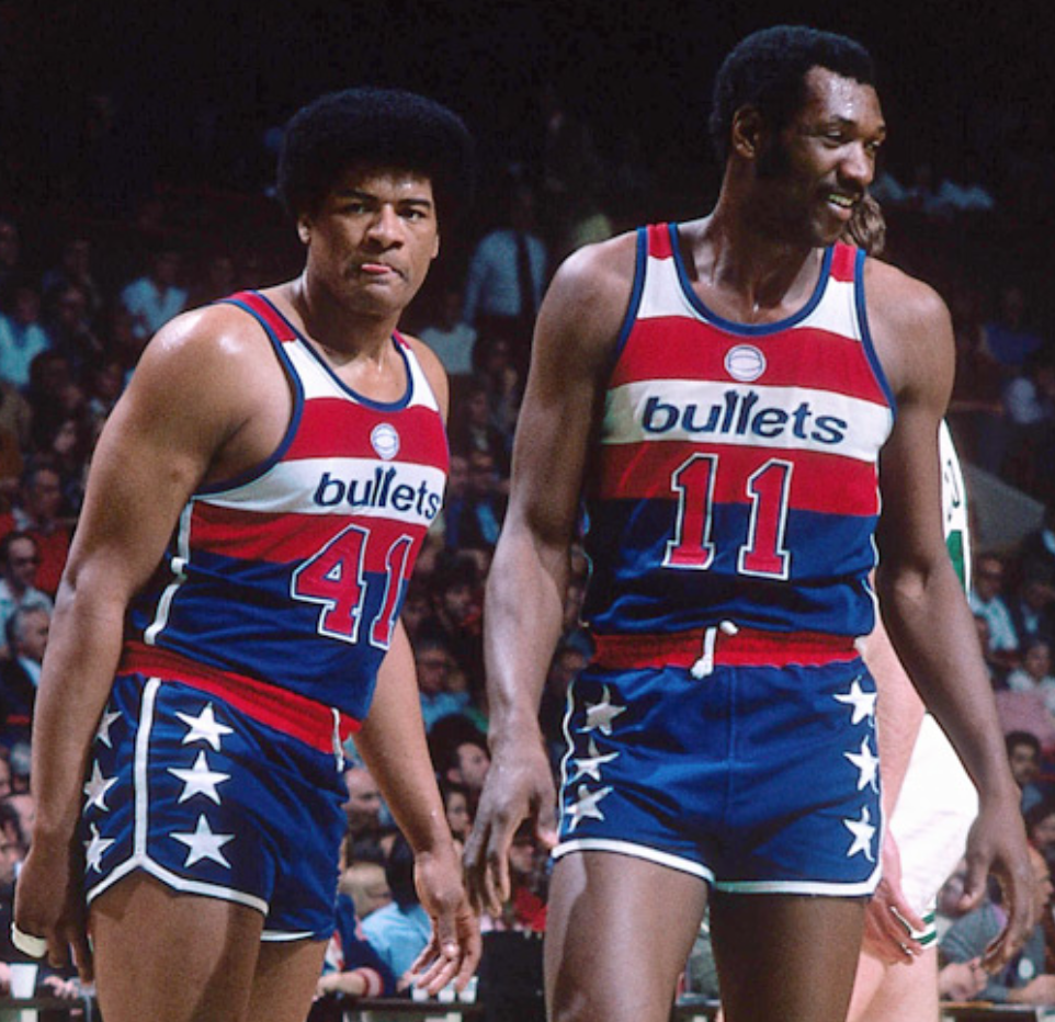 "Jay Bilas on Twitter "" Froback Friday The great Wes Unseld and"