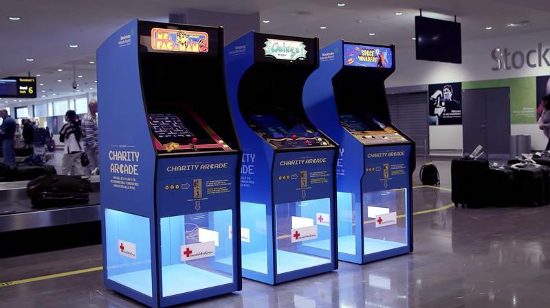 Les bornes d'arcade de la Croix-Rouge http://t.co/ASTMXDP10u http://t.co/ihpubmDZL7