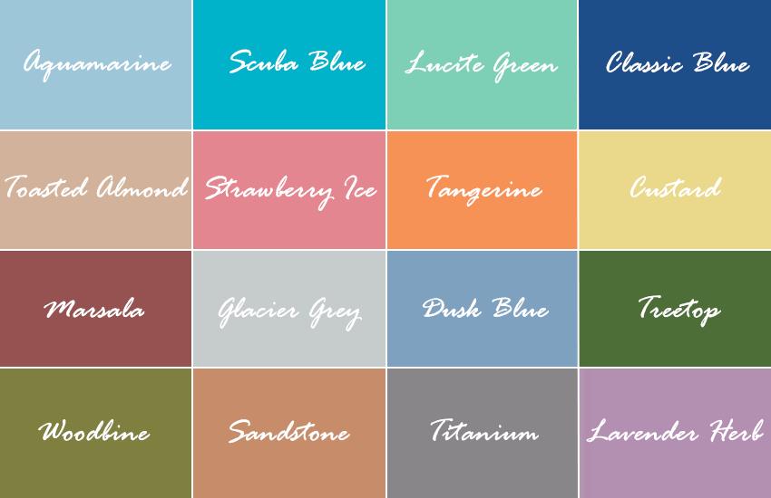 The Color Thesaurus  Kleuren Kleur en Kleurencombinaties