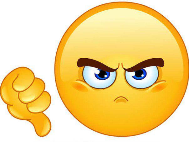 Le journal du geek on twitter facebook retire l 39 emoji se sen - Smiley noir et blanc ...
