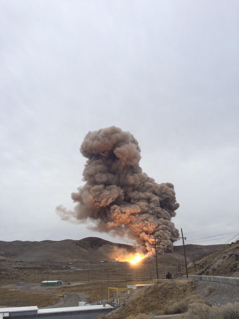 We just took the next step on the #JourneytoMars. #SLSFiredUp @OrbitalATK http://t.co/ZO0xX0EmGZ
