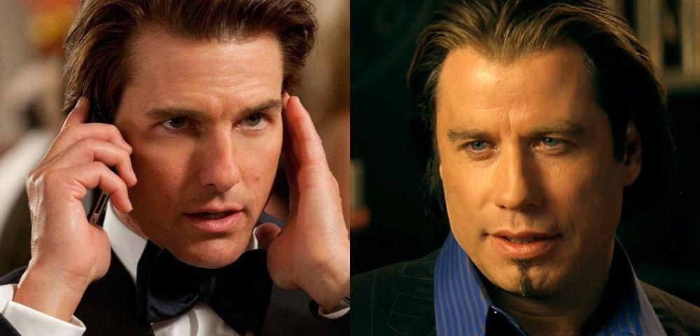 John Travolta e Tom Cruise amanti nel Gossip che infiamma