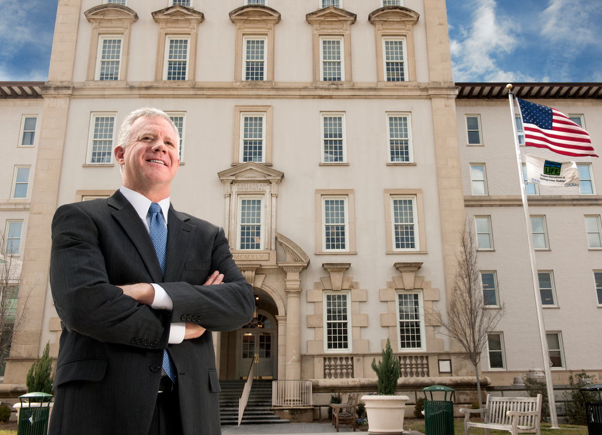 Thumbnail for Michael J. Mandl named president and CEO of Emory Healthcare