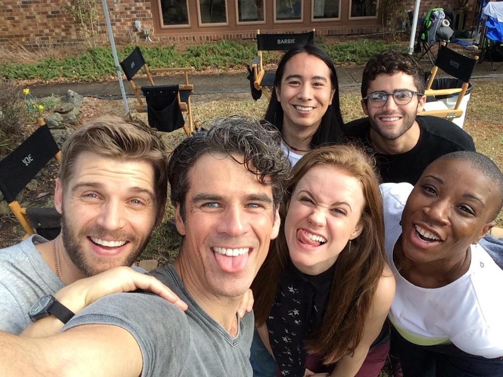 First day of school #UnderTheDome http://t.co/8VpvPUoagX