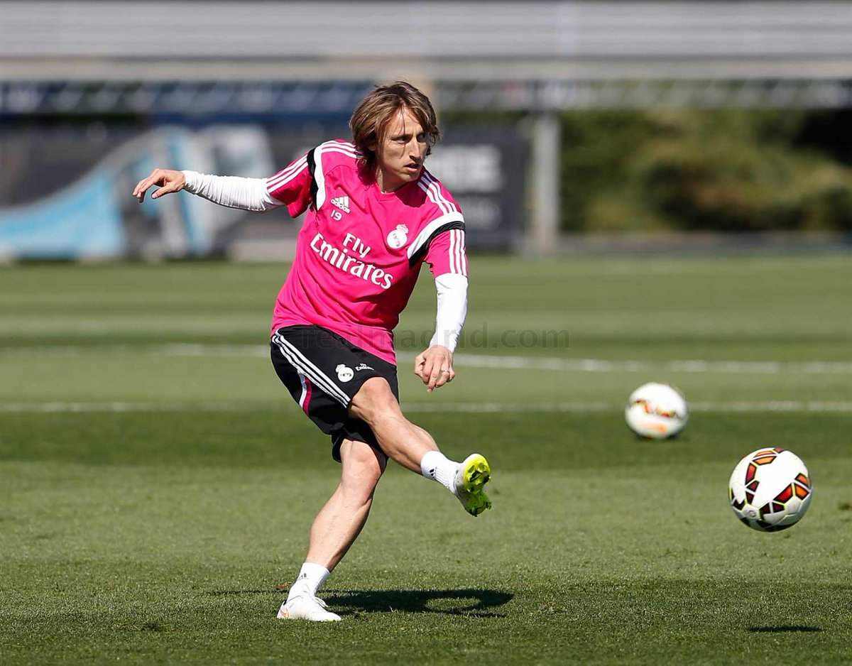 Real Madrid begin preparations for the game against Levante @DaniCarvajal92 @Cristiano @CH14_ @16LucasSilva #Modric