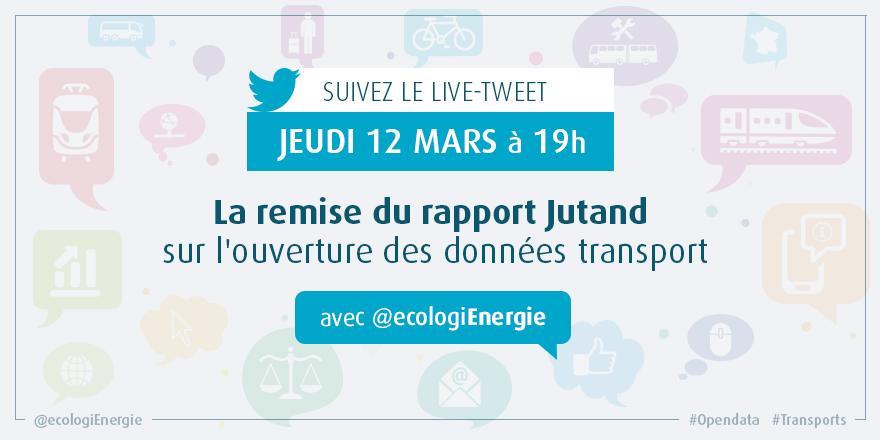 La remise du rapport sur l'#opendata #transport en LT demain depuis le @numaparis : http://t.co/bQG7VZiLCN http://t.co/xH6ugs26z4