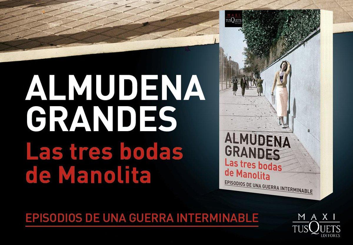¡Sorteamos ejemplares de #LasTresBodasDeManolita en bolsillo! Haz RT y podrás ganar uno. Bases:http://t.co/r7AFLY6fvG http://t.co/H0c9i2K77t