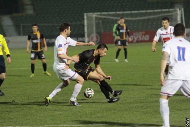 Velkoski had an assist