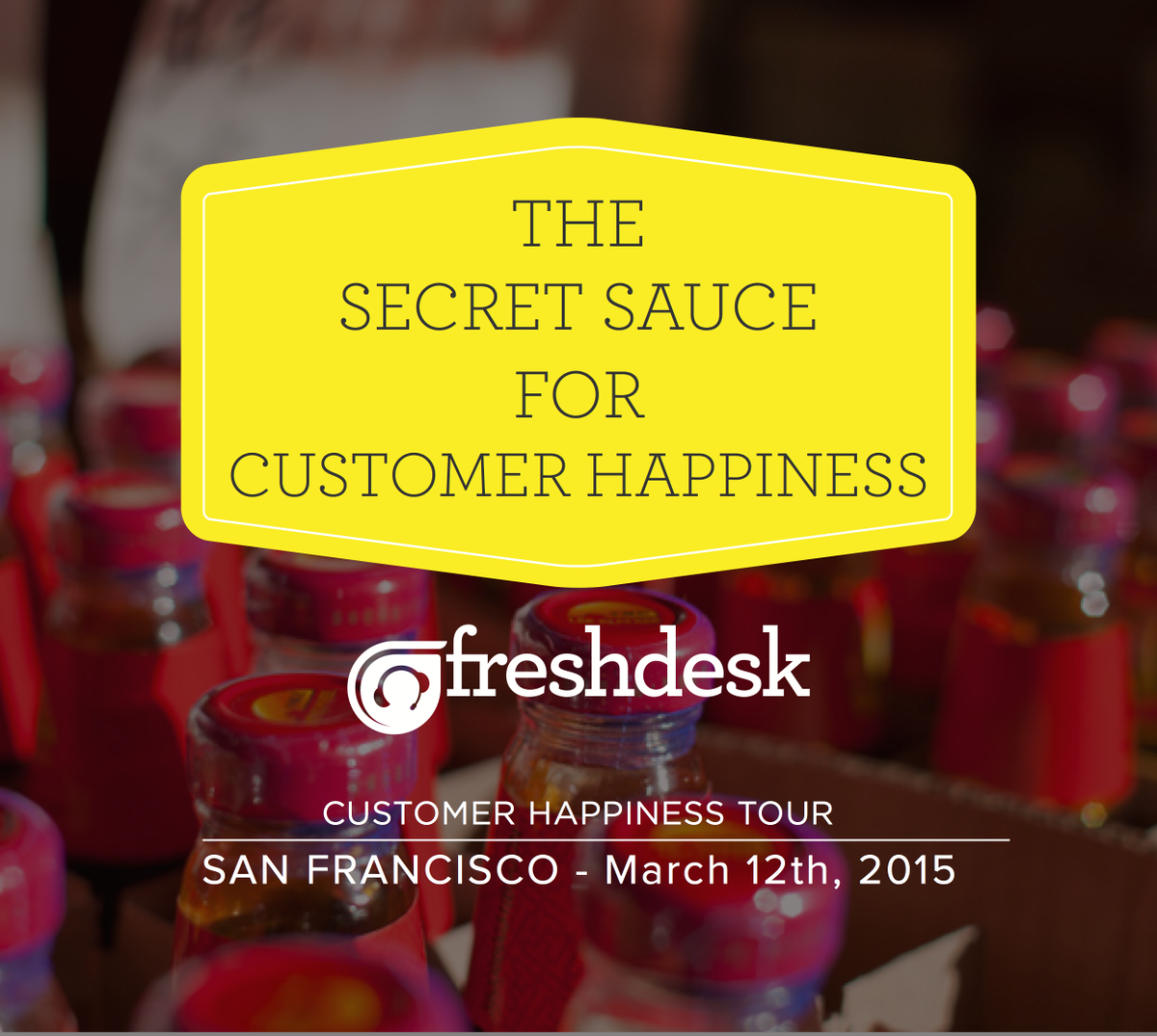 Thumbnail for Customer Happiness Tour #SF