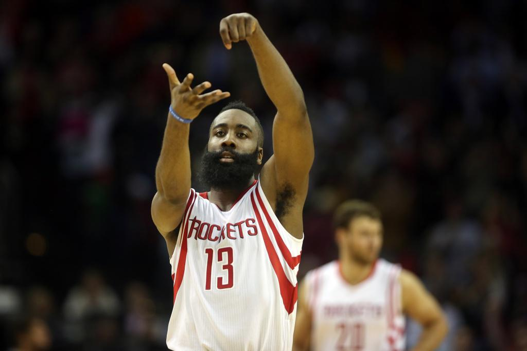 Can you smell what the Rock is cooking > The Rock > Rock Hard > Hard > Harden > James Harden > James Harden's cookin http://t.co/UxkaSyjxkk