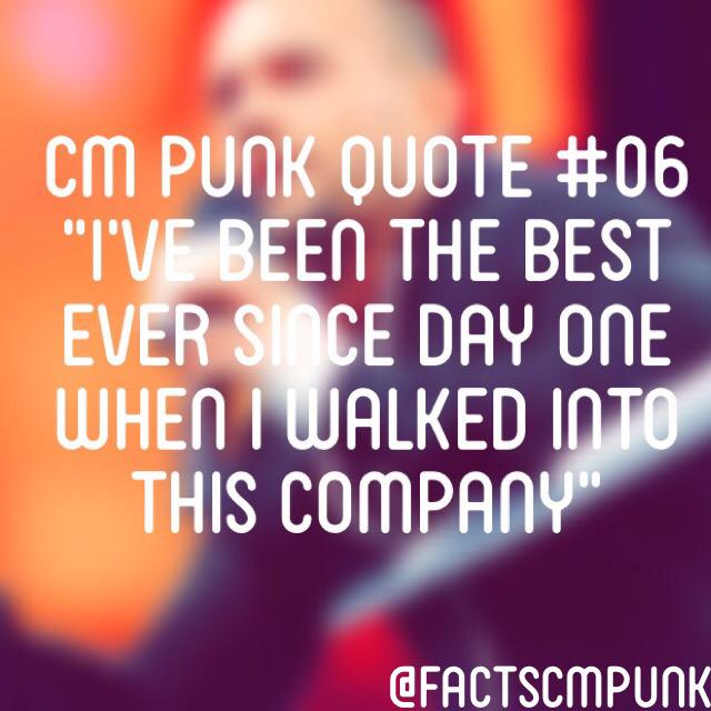 Cm punk facts factscmpunk twitter 0 replies 4 retweets 10 likes voltagebd Images