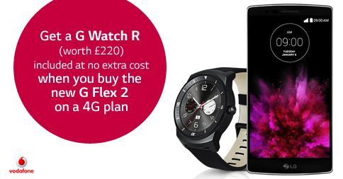 Updated the @LGUK #GFlex2 video description with details of @VodafoneUK offer > https://t.co/8j3jzyHFYv http://t.co/Ep0BUPsOMy
