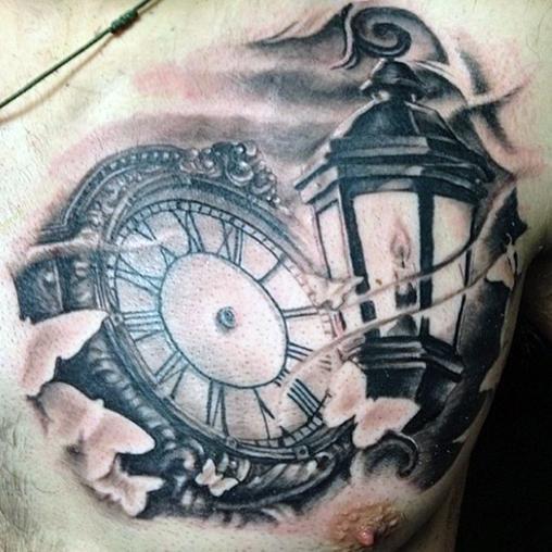 Reloj Sin Manecillas Tatuaje Significado Sfb