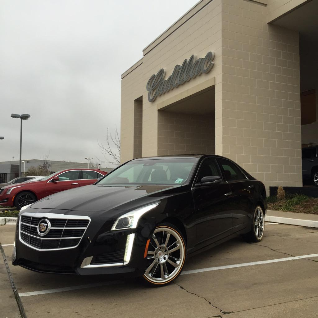 "Vogue Tyre CA On Twitter: ""#cadillac #CTS #vogue"