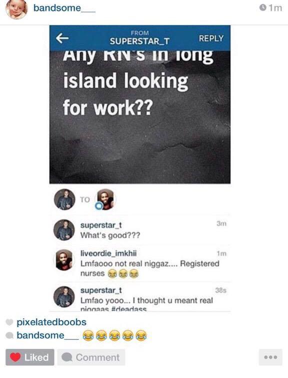 #2015Faves RT @missjia: CRINE OMGGGGGGG DJSJISOSOEOSODIS RT @TIPHANIANTOINET: RT @naeashlan This funny as hell