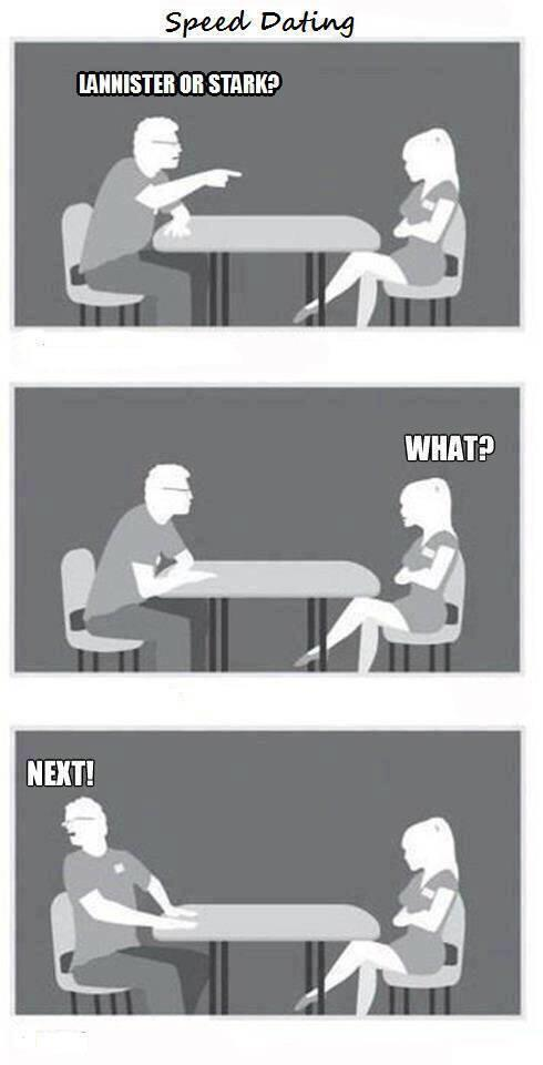 Things Not To Do When Speed Dating