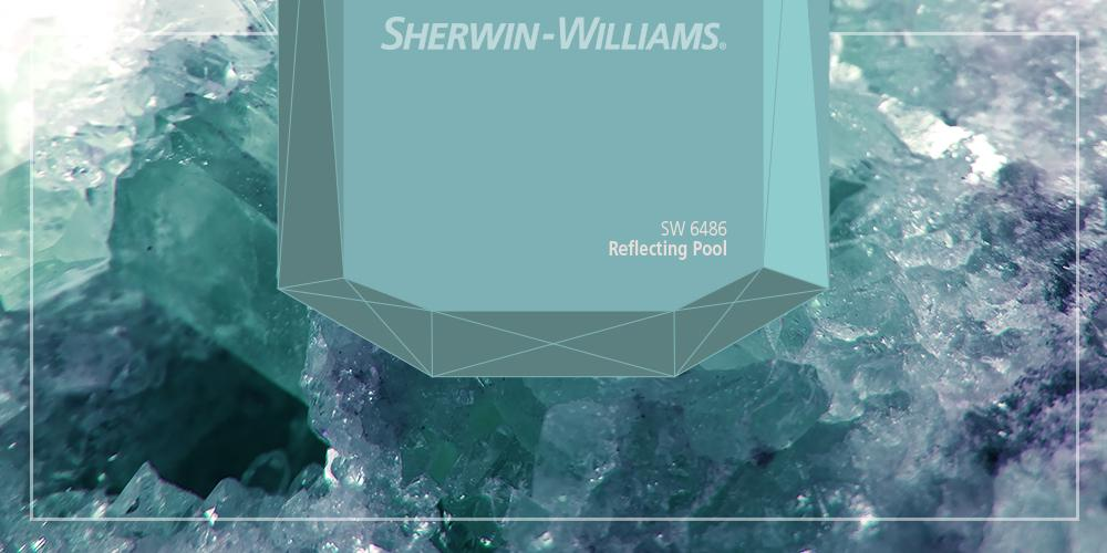 sherwin williams on twitter aquamarine march s birthstone is excellent for meditation find. Black Bedroom Furniture Sets. Home Design Ideas