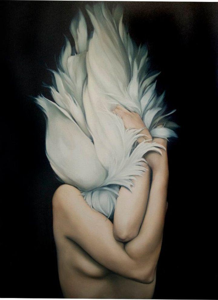 non sa che tra millenni diventeranno piume.  @cristinabove #UniversoVersi http://t.co/adI8dl2NZS