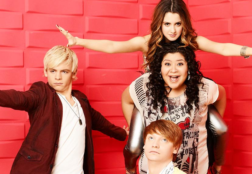 This is still one of my favorite photoshoot photos of us, so vote for these dorks too. #VoteAustinAndAlly #KCA http://t.co/AHzvSv3PuA