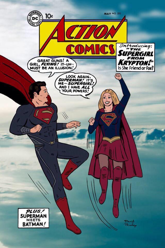 [TV] Supergirl - Irmã da Lois escolhida! - Página 6 B_3kGnpUIAABW5Y
