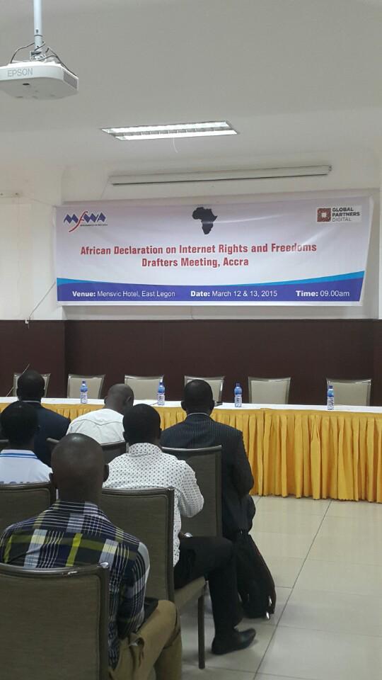 Chk-in: #AfricanInternetRights @africajerry @penplusbytes @kojoabroba (@ Mensvic Grand Hotel) https://t.co/kIr80O5YWr http://t.co/NHAFwutAc5