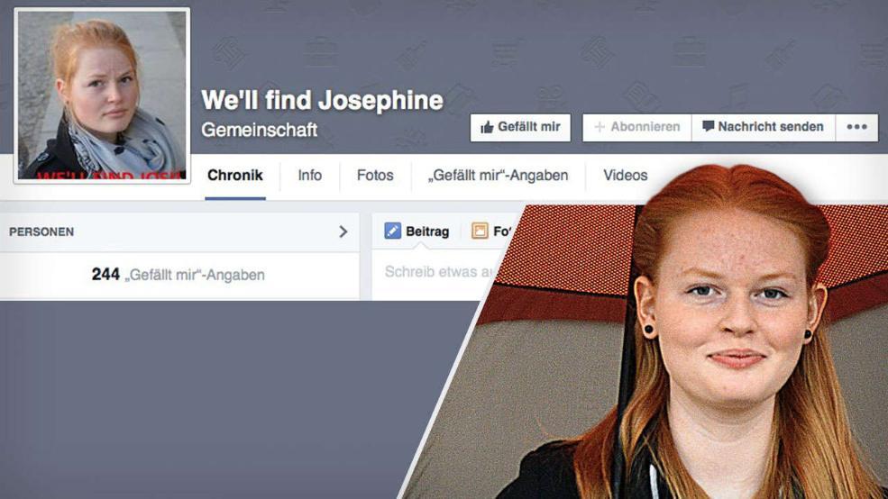 suche auf facebook