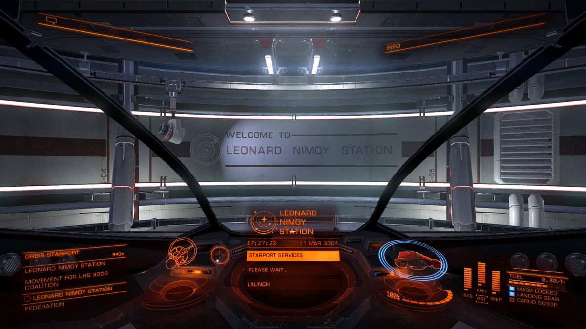#LeonardNimoy Memorial Station in @EliteDangerous. Warms the heart. #LLAP #StolenFromReddit http://t.co/KOU2LiSsKk