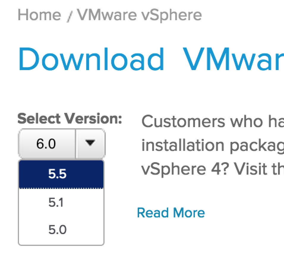 The waiting is over… vSphere 6 is available for download today - http://t.co/o2R2FJmyKi http://t.co/Yq9u5Yh3J3