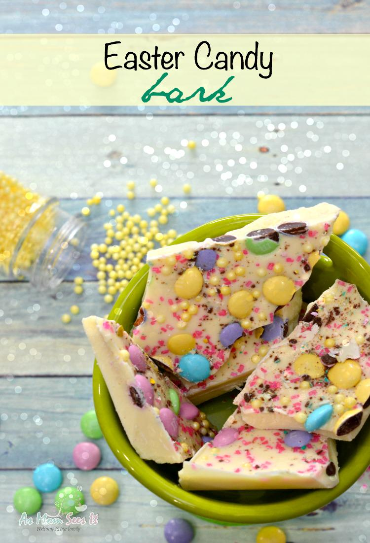Easter Candy Bark #recipe that is sweet & festive! http://t.co/Fzls5aZqhj #easter #candy http://t.co/mS6XuPLzKx
