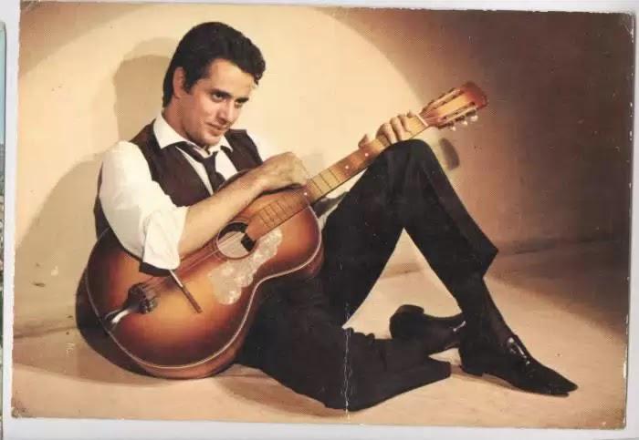Türkiye'nin pop müziğinin ilk büyük yıldızı Erol Büyükburç hayatını kaybetti. http://t.co/Z9vwD4gPb0