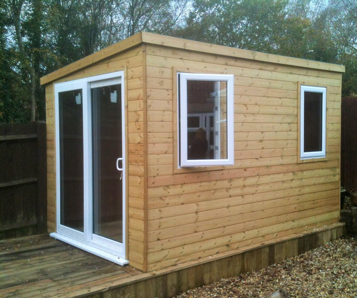 davies timber wales on twitter sheds fencing decking gardenstorage daviestimber89 timber garden shed upvc windows and double doors cwmbran