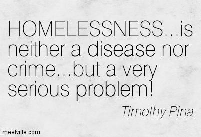 Positive Steps On Twitter Homeless Quote Homelessness