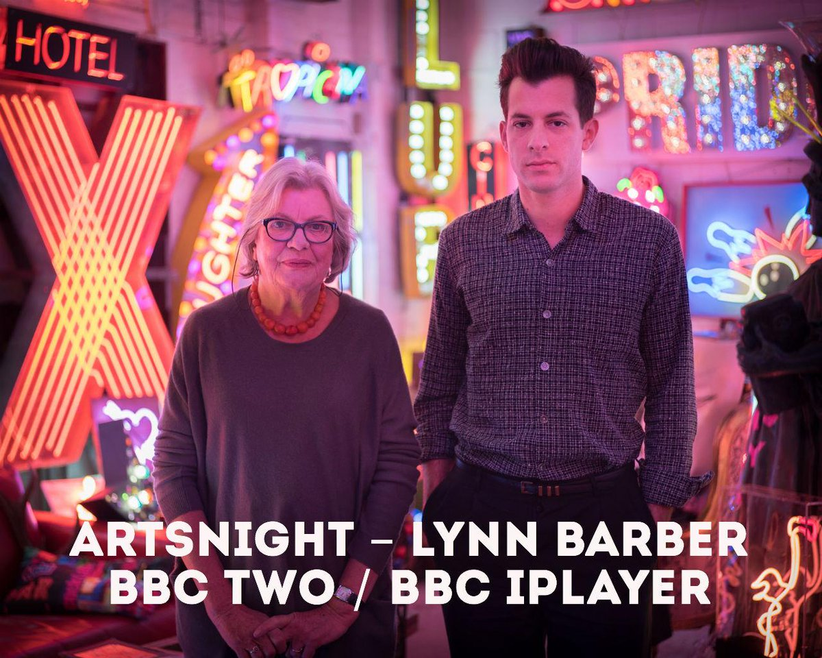 Lynn Barber speaks to @MarkRonson & asks the most he's been paid, whether he's on drugs & if he fancied Amy Winehouse http://t.co/GnIrAqBJCP