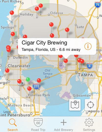 Brewerymap At Brewerymap Twitter - Us-brewery-map