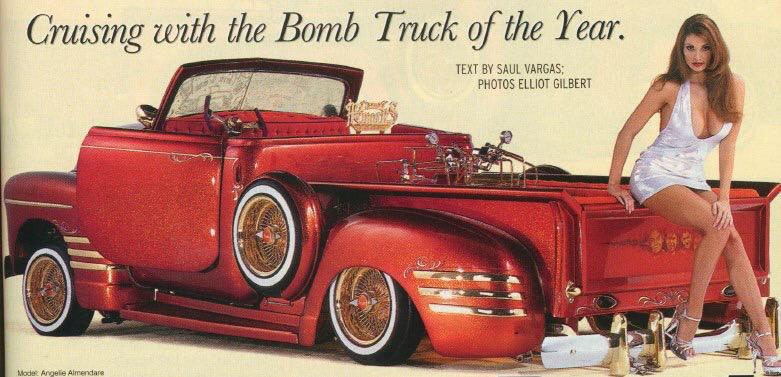 """Angelie Almendare on Twitter: """"Lowrider truck of the year ... Lowrider Cars And Trucks"""