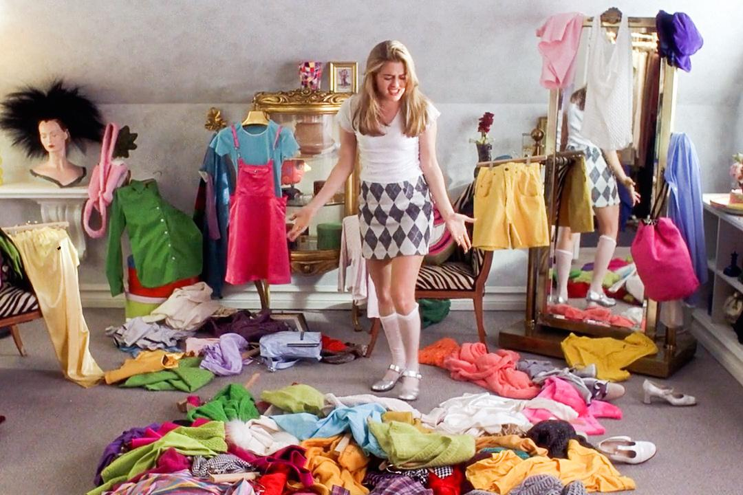 """Lucy!!! Where's my white collarless shirt from Fred Segal?!?"" -Cher Horowitz, 90s fictional fashion goddess #TBT http://t.co/UDXj7O4JSc"
