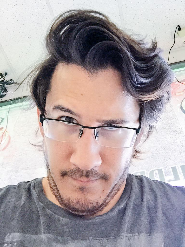 "Markiplier on Twitter: ""Time for a Haircut http://t.co ... Markiplier"