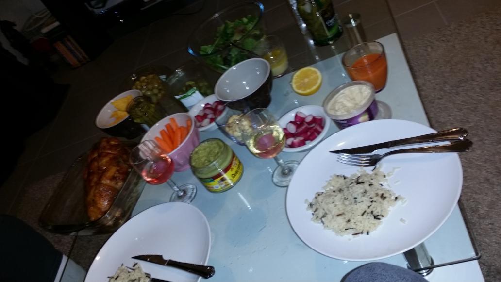 Lola reve officiel on twitter repas entre copine http for Repas entre copines