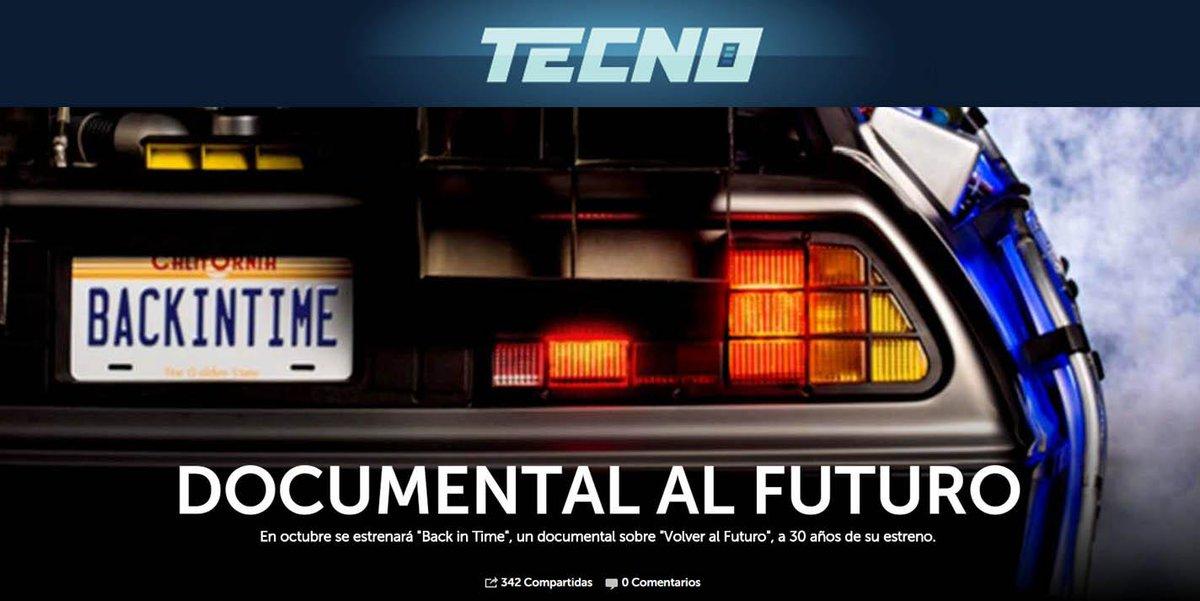 En la tapa de tn tecno documental al futuro un especial for Futuro del classico