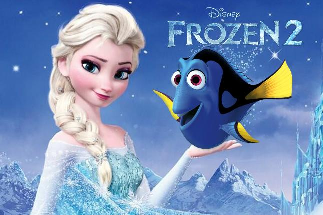 RT @TheEllenShow: So excited for #Frozen2. This is gonna be big. http://t.co/ejgl5REQ9O