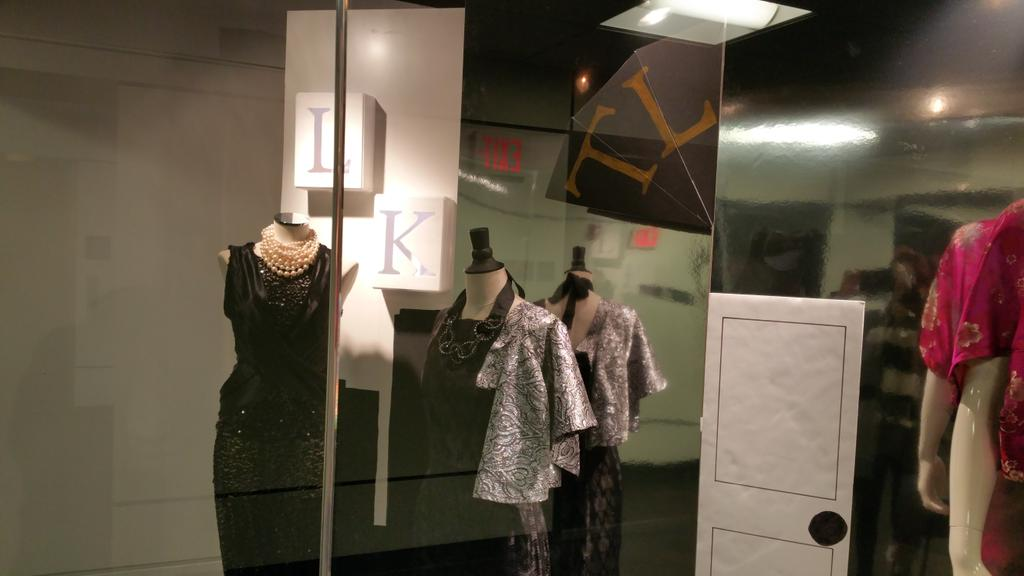 Leesa Kassler On Twitter My Garments On Display At The Art Institute Of Pittsburgh Window By Fashion Merchandising Students At Aip Http T Co Gosxx8qfqc